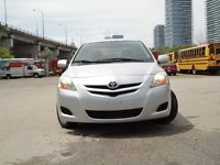 2007 Toyota Yaris ONLY 72000 KM Certified and E-Tested