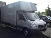 Mercedes-Benz Sprinter 515 Cdi 15 foot loton van only 65,000 miles