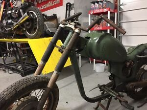 Wanted Any motorcycle Honda, Yamaha, BMW, anything