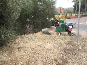 MULCHER/CHIPPER HIRE # DO IT YOURSELF AND SAVE! # Kensington Norwood Area Preview