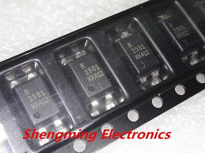 100pcs Smd Ps2501l-1 Ps2501 Kk Sop-4 Optocoupler Ic
