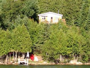 Beautiful waterfront cottage on Little Cedar Lake, Messines, Qc Gatineau Ottawa / Gatineau Area image 1