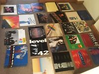 Level 42 vinyl collection