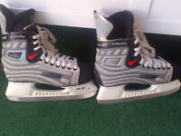Various boys skates for sale