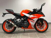 2018 KTM RC125 / Was £4399 Now £3999