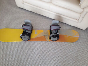 Burton Snowboard,boots and bindings