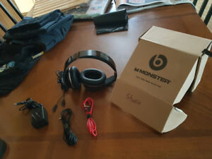 Monster Beats Studio wired headphones