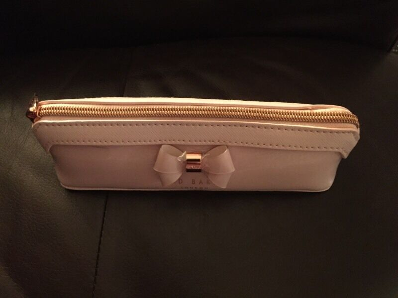 Quot Ted Baker Quot Baby Pink Pencil Case 163 15 00 In Cheadle
