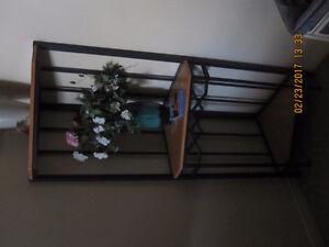 Corner Shelving unit or display