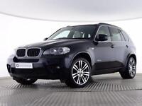 2010 BMW X5 3.0 30d M Sport xDrive 5dr