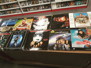 Laser Discs @ Game Cycle East London!!