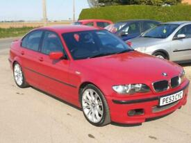 image for 2003 BMW 3 Series 320d Sport 4dr [6] SALOON Diesel Manual