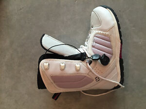Woman's Size 10 Snowboard Boots