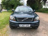 2007 07 VOLVO XC90 2.4 D5 AUTO AWD GEARTRONIC D5 SE 7 LEATHER SEATS PX SWAPS