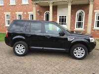 2011 Land Rover Freelander 2.2ltr XS TD4 ( 150bhp ) 4X4 6 Speed Manual Diesel