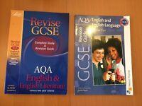 AQA English Language and Literature GCSE Revision Guides