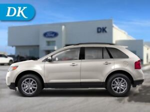 2013 Ford Edge Limited  AWD w/Leather, Pano Roof, Nav, and More!