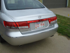 2007 Hyundai Azera ltd Sedan