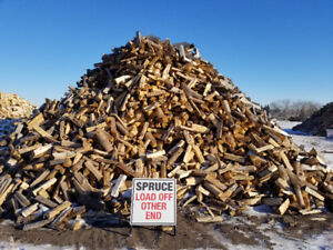 SPRUCE/ PINE FIREWOOD BY SMART FIREWOOD PRODUCTS