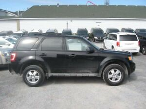 2012 Ford Escape XLT - PWR DRIVER SEAT * A/C * CRUISE