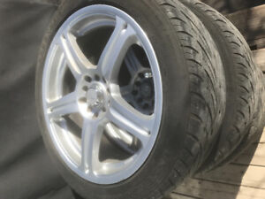 Mags Fast 5x114.3 17 pouces