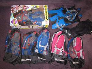 US Divers Youth Snorkelling Sets - Mask, Fins, Snorkel - $25.00
