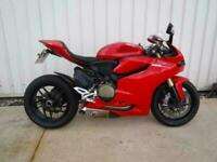 2014 Ducati 1199 Panigale 1199 PANIGALE ABS Super Sports