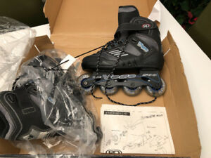 Inline Hockey Skates M sz 9 New in Box
