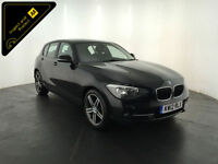 2012 BMW 120D SPORT 5 DOOR HATCHBACK 1 OWNER SERVICE HISTORY FINANCE PX WELCOME