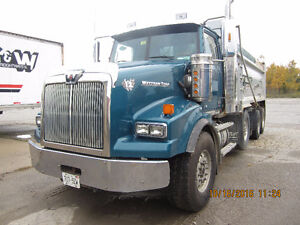 2012 Western Star Dump Truck For Sale