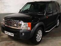 Oct 2006 LAND ROVER DISCOVERY 3 2.7 TDV6 AUTO SE SAT.NAV Elec.Htd.LEATHER 7 Seat