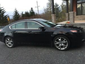2014 Acura TL Elite -200E Sedan