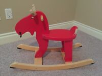 Rocking horse for only $15