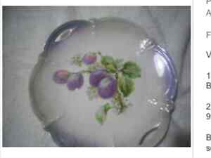 Vintage Decorative Plates