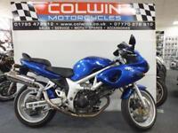 2002 02 SUZUKI SV650S 645CC SV 650/A/AK*/N/NA/K*/S/SA/SAUK/S