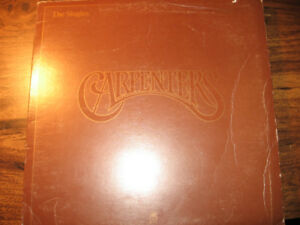 The Carpenters (The Singles) Record 1969-1973