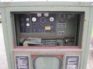 MEP-004 AAS 15KW 1/3 Phase Diesel Generator - US Army London Ontario image 2