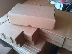 Cardboard boxes brand new.