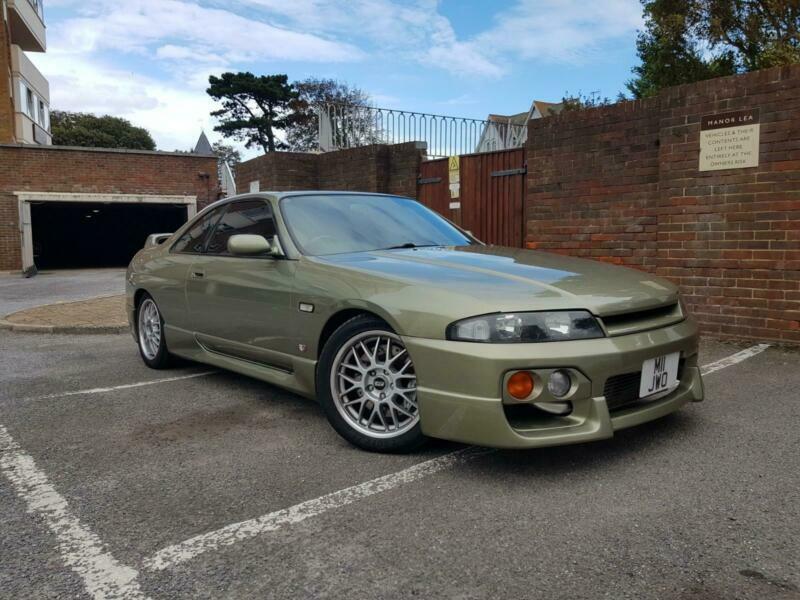 1996 Nissan Skyline GTST Spec 2 345bhp # Full Respray Millenium Jade # | in  Worthing, West Sussex | Gumtree