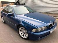 BMW 525 2.5TD 2002 d SE