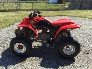Package 4-wheeler 250cc for sale a second one 125cc