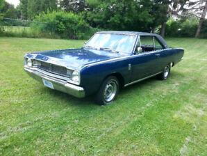 1967 DODGE DART GT- reduced price