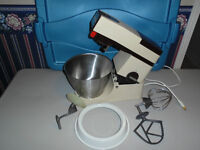 Kenwood Chef Mixer and More