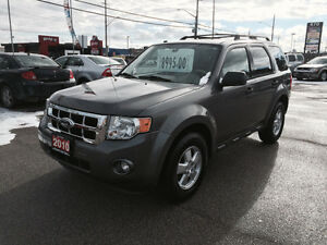 2010 Ford Escape XLT SUV, Crossover * LEATHER * FULLY LOADED