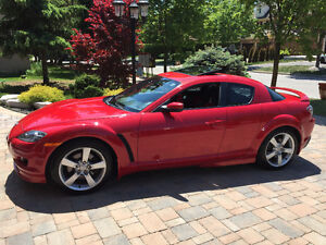 2006 Mazda RX-8 GT- Manual Coupe (2 door)