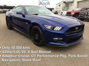 2016 Ford Mustang GT Premium Fastback   -  6-Spd
