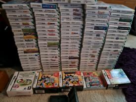 116 Nintendo DS Games Joblot Bundle simpsons Disney Sealed Sonic WWE
