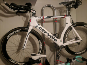 Cervelo P3 (Brand new frame 58cm) Full Dura-Ace with Zipp 404s!