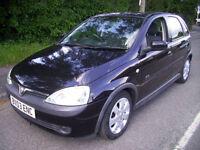 2003 (03 Reg) Vauxhall/Opel Corsa 1.2i 16v SXi
