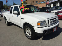 2010 Ford Ranger 4X4 SPORT EXT. CAB…MINT PERFECT COND.